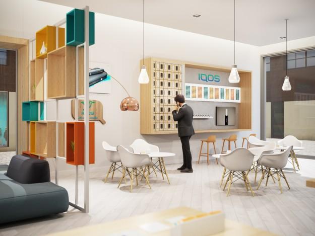 IQOS Concept store Form Studio (5)